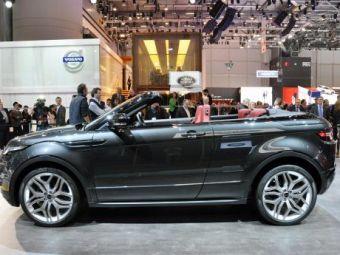 GENEVA 2012! Inca o dovada ca SUV-urile cabrio sunt cele mai urate masini in viata