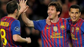 VIDEO! Messi e FENOMENAL! 15 goluri in ultimele 5 meciuri: Santander 0-2 Barca! Vezi golurile