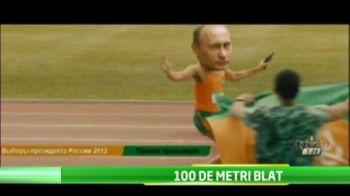 Putin e singurul care-l poate opri pe Messi! :) Clipul care face senzatie pe net