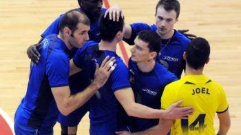 Romania, performanta de senzatie in Europa! 2 semifinale europene intr-o singura sala in acelasi moment :)