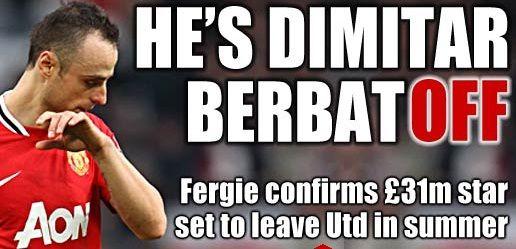 Un star de 35 mil euro ZBOARA de la Manchester United vara asta! A fost anuntat intr-o conferinta de presa ca nu mai e dorit la club!