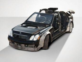 """Jay-Z si Kanye West,luati la misto de casa de licitatii! Si-au luat un """"gunoi"""" de bani pe limuzina de juma' de milion!"""