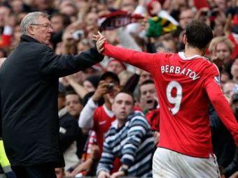 Ferguson pierde GRATIS una din cele mai mari TEPE din istoria clubului! Bulgarii il dau de gol pe managerul lui United! Ce plan are la Manchester