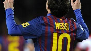 VIDEO: Explicatia pentru care Messi chiar e extraterestru: Adversarii jura ca se desprinde de sol cand dribleaza