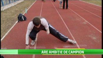 IMPRESIONANT! Romanul care-l face pe Mutu sa puna capul in pamant! Va participa la Jocurile Paralimpice dupa ce i-a fost amputat bratul acum 20 de ani
