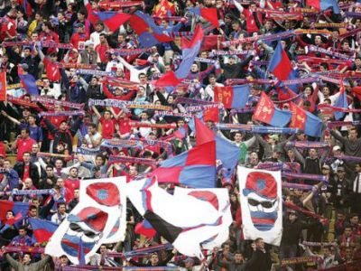 Steaua a fost ABANDONATA dupa rusinea de la Tg. Mures! Cati fani sunt asteptati la al doilea meci in Ghencea