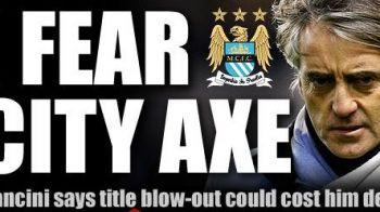 """Mi-e teama ca astia ma vor da afara!"" Mancini e incredibil: mai cere inca 3 transferuri pentru un titlu la City!"
