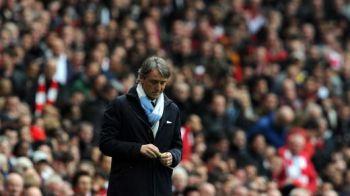 PRIMA DECIZIE a lui Mancini dupa infrangerea cu Arsenal! Ce jucator a DAT AFARA: