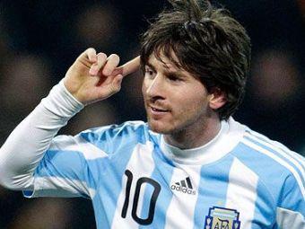 Messi a primit cel mai TARE compliment de la omul fata de care are o ULTIMA DATORIE! Cuvintele unice ale selectionerului Argentinei!