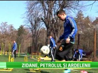 Inna canta pe golurile celor de la Petrolul! Ce super executii au pregatit Hamza si Boudjema la debutul lui Andone la CFR