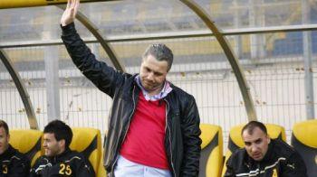 OFICIAL! Sumudica si-a REZILIAT contractul cu Brasov! Cine ii ia locul in finalul de sezon!
