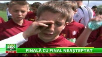 VIDEO! Infrangere dramatica pentru pustii CFR-ului la Cupa Hagi Danone! Cum au pierdut in fata gazdelor la penalty-uri: