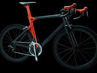 FOTO: Cea mai scumpa bicicleta sport, facuta dupa masina de 300.000 de euro!