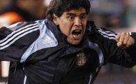 """Maradona NU-L MAI SUPORTA pe Olaroiu: """"Daca nu ma bat cu asta la titlu, PLEC!"""" Amenintarea dupa care seicii au intrat in panica"""