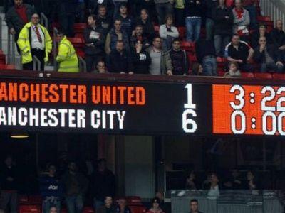 Mancini il iarta pe Balotelli si ii ordona sa-i castige titlul! Clipul la care jucatorii lui City sunt obligati sa se uite non stop pana la meciul cu United! VIDEO