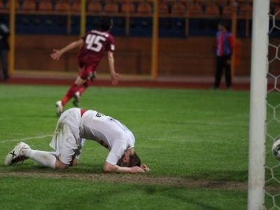 BLAT la Ceahlaul - CFR Cluj? Cum sunt acuzati jucatorii ca s-au lasat batuti de liderul Romaniei