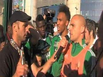 Banel s-a simtit ZEU dupa faza asta! NEBUNIE la St. Etienne dupa meciul care o duce in Europa! VIDEO SENZATIONAL