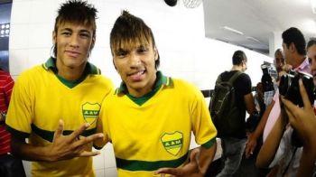 """Neymar a INGHETAT: """"Ba, ce se intampla aici?!"""" Ce SOC a avut cand s-a intalnit cu EL INSUSI"""