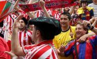 """Alianta ISTORICA facuta de fanii lui Bilbao: """"Va fi o fiesta de 350 de persoane! Vom sta la aceeasi masa inainte de finala!"""" Cu cine s-au imprietenit bascii:"""