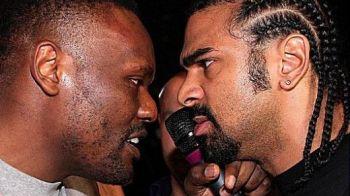 Lupta anului in box a fost stabilita! Cand se vor DISTRUGE in ring Chisora si David Haye!