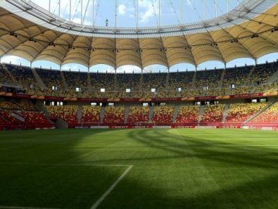 A inceput NUMARATOAREA INVERSA pe National Arena! Care a fost cea mai minutioasa OPERATIUNE inainte de MAREA FINALA Europa League: