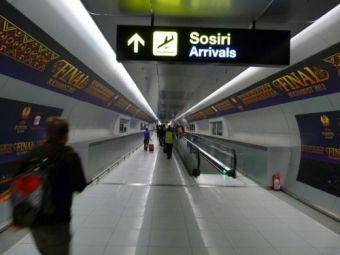 Spaniolii sunt indignati: aeroportul Otopeni nu face fata avioanelor care trebuie sa aterizeze in Romania! Zborurile au fost date peste cap!!!