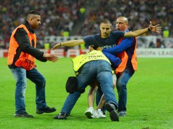 SCANDAL in Centrul Vechi! Fanii din Romania provoaca haos! Ce galerii s-au luat la bataie: