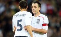 Vestiarul Angliei, pe un butoi cu pulbere! Hodgson, OBLIGAT sa aleaga intre Fredinand si Terry! Decizia care imparte Anglia in doua: