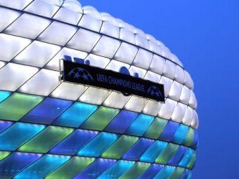 FOTO FABULOS! Allianz Arena isi schimba culoarea pentru Finala: Asa va arata bijuteria de 340 mil euro la Bayern - Chelsea!