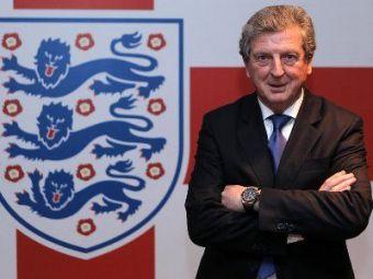 Surprize mari in lotul lui Roy Hodgson! Vezi aici cu cine ataca Anglia la EURO 2012 !