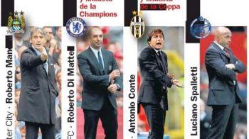 Era lui Mourinho e DEPASITA! Cei 4 antrenori fantastici din Europa care anunta o noua dominatie in Liga! Un antrenor din Romania se inscrie pe lista :)
