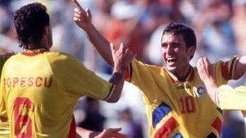Generatia de Aur puteasa SCAPE de cosmarul numit Suedia! Sepp Blatter ne-ar fi trimis in semifinale daca se gandea la astamai devreme!