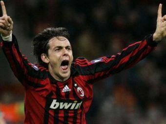 InzaghiNU SE LASAde fotbal si va trai VISUL AMERICAN! Pleaca de la Milan pe urmele lui David Beckham! Vezi unde va ajunge Pippo: