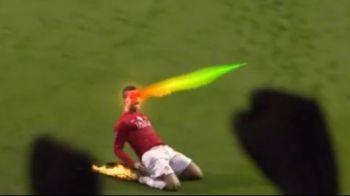 VIDEO SENZATIE! Cum va arata fotbalul peste 50 de ani! SUPER efecte pentru OSCAR-ul din fotbal