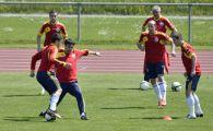 Lobont REVINE dupa 2 ani, Piturca testeaza viitorul atacant al Stelei! Cum arata nationala MONDIALA de la meciul cu Elvetia!