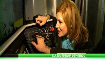 Greva la Metrou! Lucescu e chemat sa salveze Rapidul! Ce surpriza URIASA au avut azi bucurestenii in trenuri :)