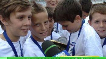 Zidane sta cu ochii pe pustii lui Hagi! Campionii care merg sa-l INNEBUNEASCA la Cupa Natiunilor Danone