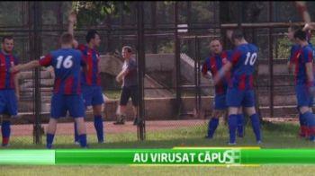 SUPER VIDEO Virusii care au anihilat CAPUSELE din fotbal! Cum a ajuns Steaua sa se bata la promovare in liga a cincea! :))