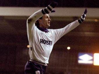 Gica Popescu, idol in Anglia! Este in topul celor mai BUNI jucatori din istoria lui Tottenham, peste Van der Vaart! Ilie Dumitrescu nici NU conteaza pentru fani!