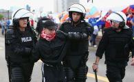 EUROBLOG ZIUA 5 | Violente incredibile in Varsovia: 56 de ARESTARI! Politistii ii cauta in continuare pe huligani!