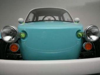 VIDEO: Nu o sa-ti vina sa crezi pentru cine a fost construita masina asta!
