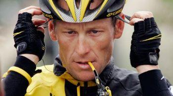 "E cam GATA! ""Lance Armstrong s-a dopat in intreaga cariera!"" Poate ramane fara titlurile sale celebre, dovezile sunt CLARE!"