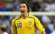 "EUROBLOG, ZIUA 8 | 'F**k off, Hart!"" Mesajul SOCANT al lui Zlatan dupa al 2-lea gol al Suediei!"