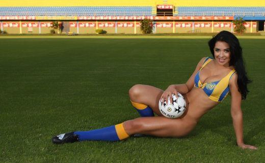 Ea e noua Larissa Riquelme! Face senzatie in intreaga lume cu corpul sau! FOTO super HOT!