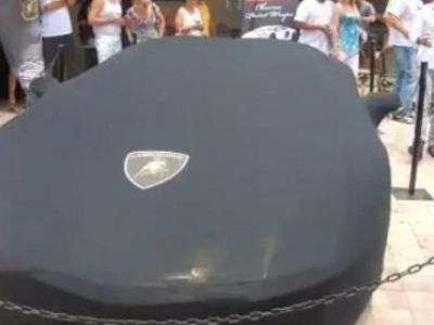 VIDEO: Cum poate sa arate un Lamborghini de jumatate de milion de dolari!