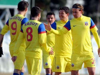 Steaua vinde la pachet 3 TITULARI! Doi pleaca GRATIS, unul se roaga de Becali sa nu tina la pret! Cu ce club vor semna: