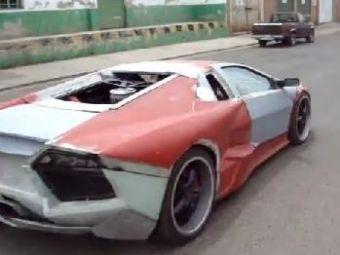 VIDEO: Asa arata un Lamborghini de 700 de cai si2.000.000 $ :)))