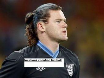 SUPER FOTO: Momentul acela CIUDAT in care Rooney da declaratii pe care nu le intelege nimeni! Vezi care e cel mai mare VIS al sau: