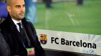 Omul care vrea puterea la Barcelona il aduce INAPOI pe Guardiola! Adevaratul motiv pentru care Pep a ABANDONAT Barca