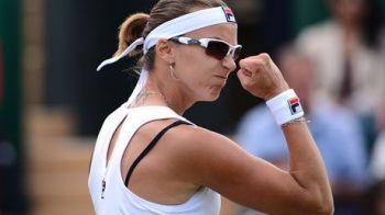 HALUCINANT! O jucatoare din Kazahstan a NIMICIT-O la propriu pe finalista Roland Garros! A reusit o performanta UNICA la Wimbledon!